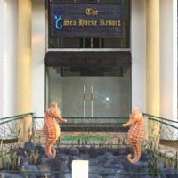 The Sea Horse Resort Goa with Flight Package