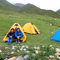 Tibet Ganden Samye Trekking Tour