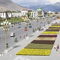 Kathmandu Lhasa Overland Tour Package