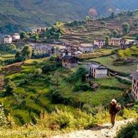 Sikles Village Trekking