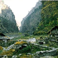 Kali Gandaki Valley Tour