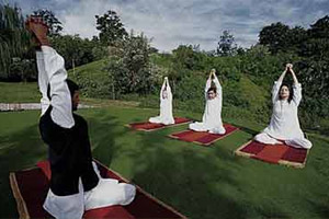 Yoga and Meditation Tour Package