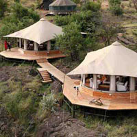 15 Days Kenya - Tanzania Combined Lodge Safari - Zanzibar Beach Vacation Tour