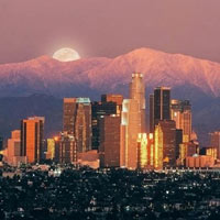 Los Angeles - Las Vegas Tour