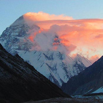 K2 Base Camp , Gondogoro La Trek Tour