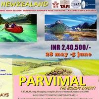 Amazing New Zealand Tour