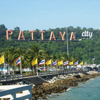 Pattaya - Bangkok 4 night 5 days Luxury Tour with 4 star hotels