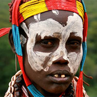 Excursion To The Omo Valley Tribes Package