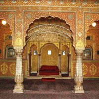 Color Of Rajasthan With Taj Tour