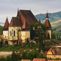 Land of Transylvania