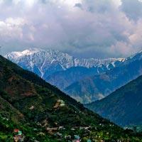 Amritsar - Chamba - Khajjiar - Dalhousie - Dharamsha...