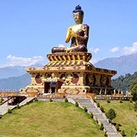 Pelling - Ravangla - Gangtok Tour Package