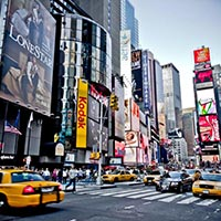 City Break New York Getaway – USA Holiday Tour Package