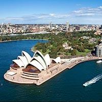 Summer Amazing Australia