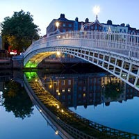 Dublin Getaway - Ireland Holiday Package