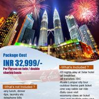 Malaysia 04 Days