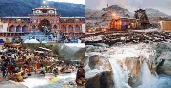 Char Dham Yatra Trail Package