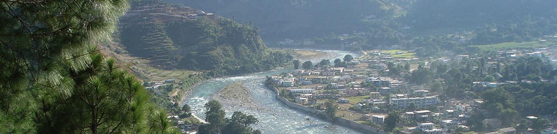 Ranikhet Hills