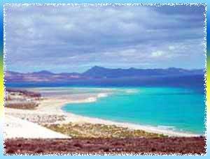 Playa de Sotavento Beach
