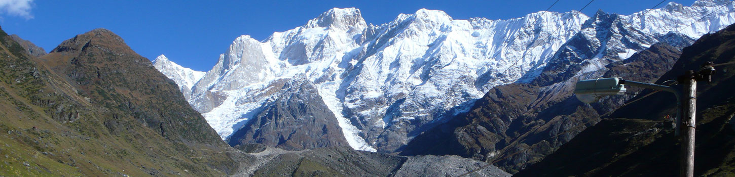 Mountain Trekking in Kedarnath