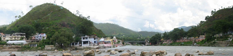 Kausani Hills