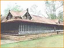 Oachira Temple