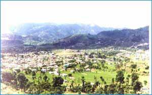 PIithoragarh Hills