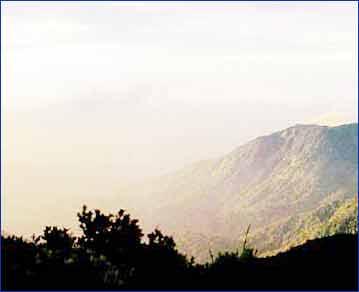 Khao Luang Mountain