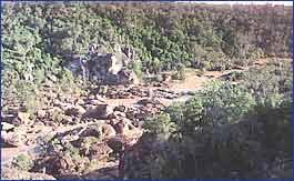 Blackdown Tableland National Park