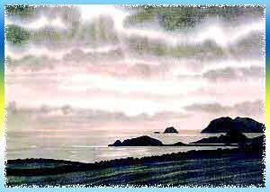 Caerfai Bay Beach