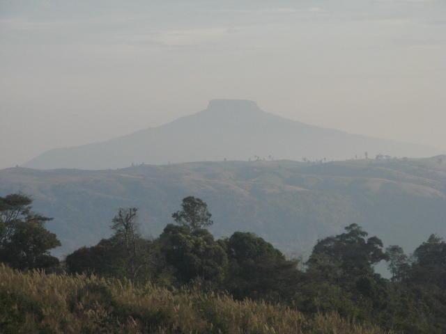 Climb Mount Mulanje