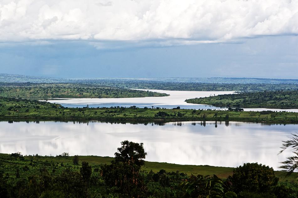 Lake Muhazi Rwanda